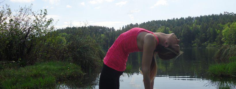 Yoga Asanas Ustrasana Kamel