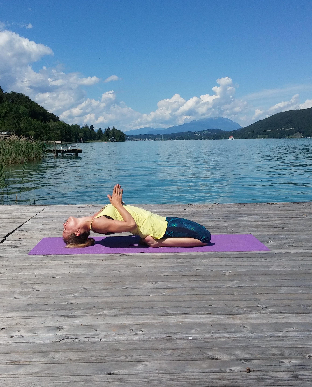 Rückbeugen Sattel DieNeniYoga Yoga